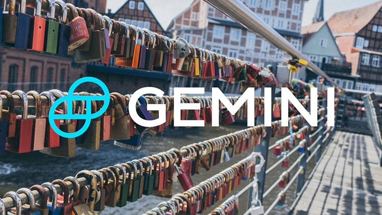 Gemini launches Crypto Custody Services